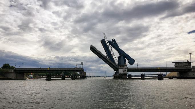 Ziegelgrabenbrücke, Rügen