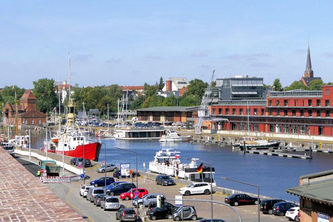 Hansa Hafen Lübeck