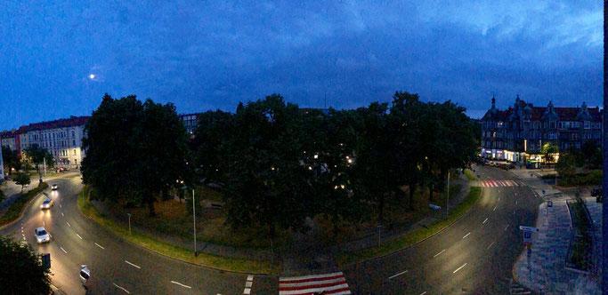 Plac Grunewaldzki, Szczecin