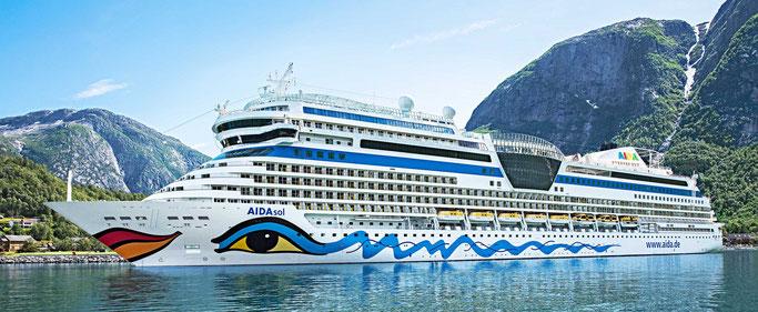 Kabinen & Suiten von AIDAsol |© AIDA Cruises
