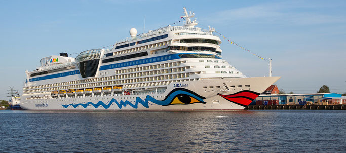 Kabinen & Suiten von AIDAmar |© AIDA Cruises