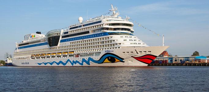 Deckpläne von AIDAmar | © AIDA Cruises