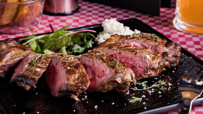 AIDAprima Buffalo Steak House