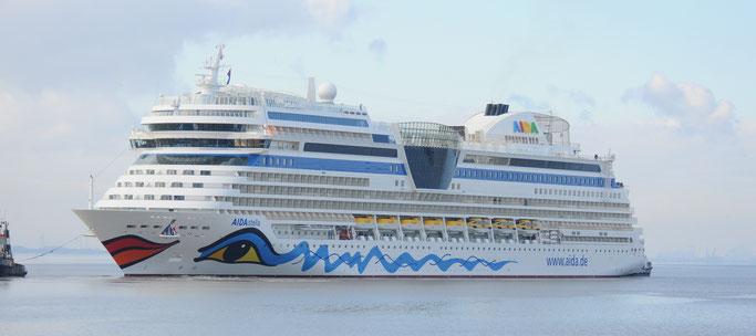 Deckpläne von AIDAstella | © AIDA Cruises