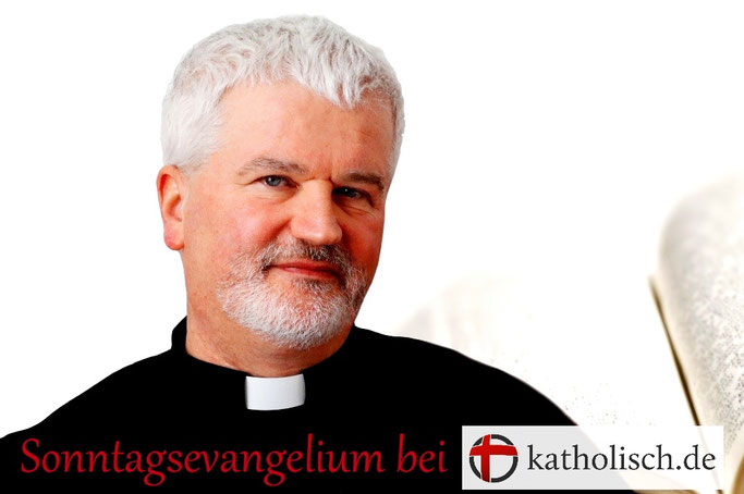 Sonntagsevangelium bei katholisch.de