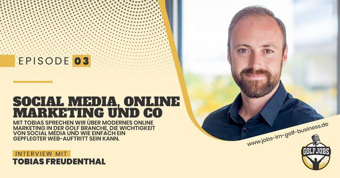 Golf Post Interview mit Tobias Freudenthal