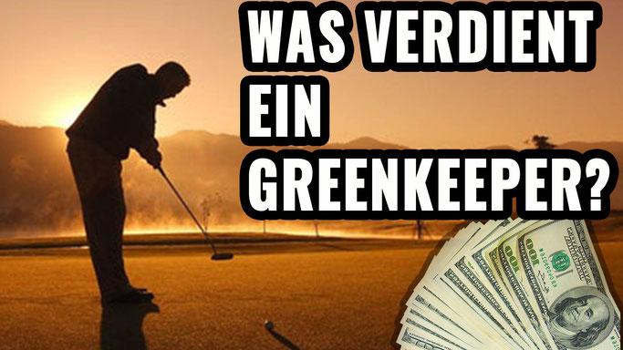 Gehalt: Was verdient ein Greenkeeper in Deutschland so?