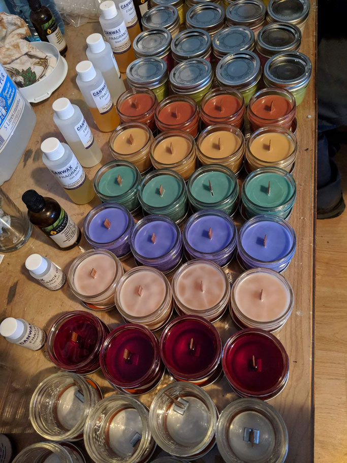 Candle Production