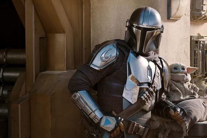 The Mandalorian Staffel 2    (c) Disney+ / Star Wars