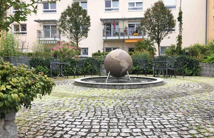 Korian-Standort in der Nähe von München (Symbolbild)