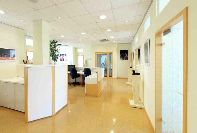 Arztpraxis Renovierung in München