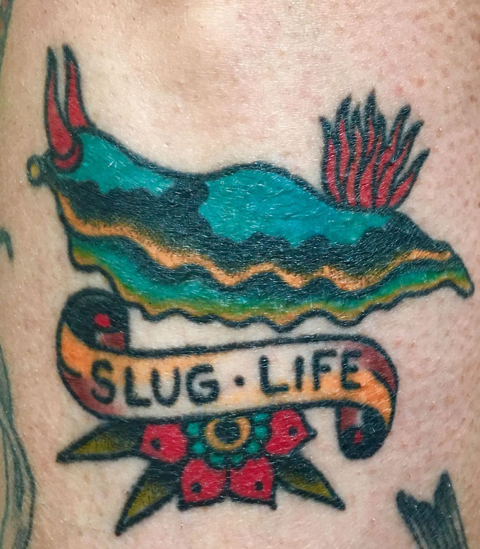 scuba diving tattoos