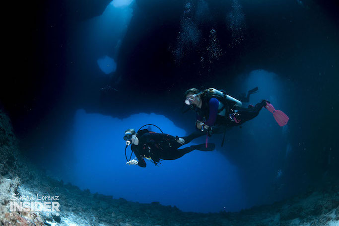 best scuba diving in Palau