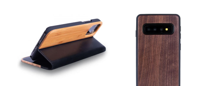 Holz Handyhülle WOLA