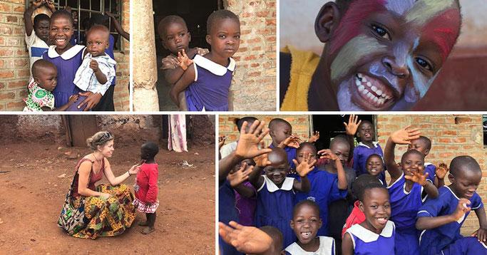 Nurturing Uganda