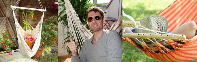Wola Sonnenbrillen & Chico Hängematten