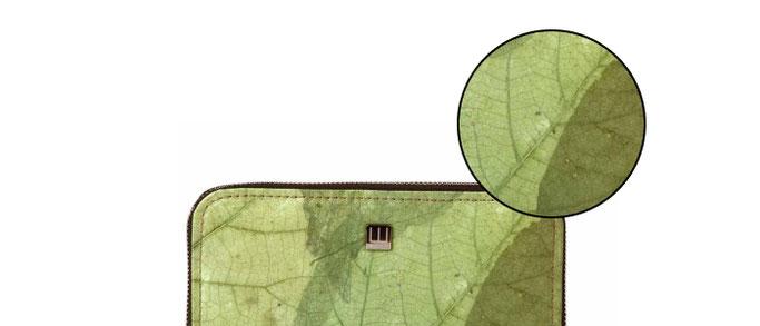 Ist Blattleder eine Leder Alternative?