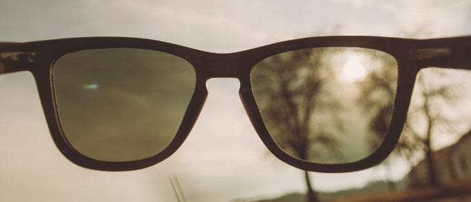 UV Schutz bei Sonnenbrillen