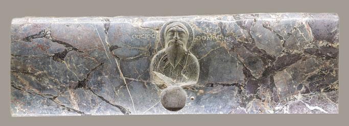 Lapide originale della tomba di San Tommaso