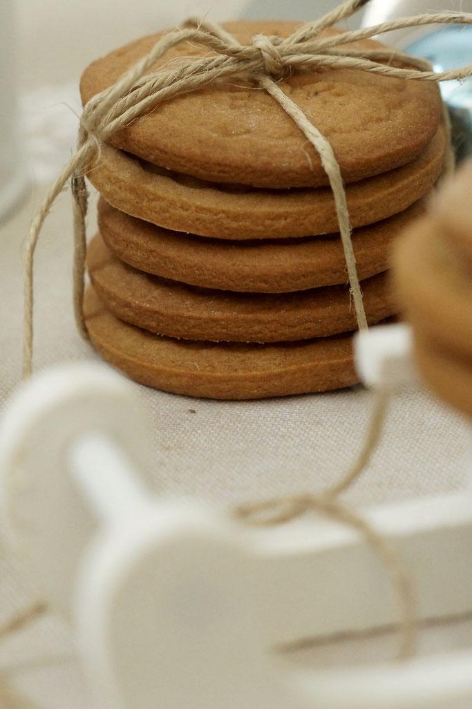 Lebkuchen-Kekse