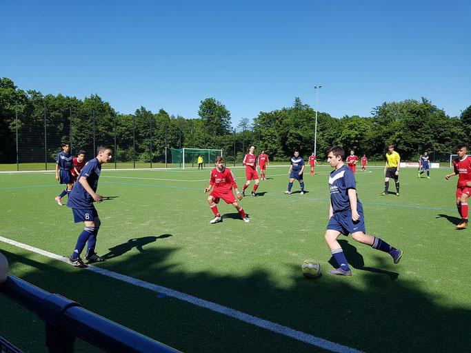 27.05.2017;  5:1 Niederlage im Hinrundenspiel gegen Firtinaspor Herne( Rückspiel: 10.06.2017, Arminia Ickern)