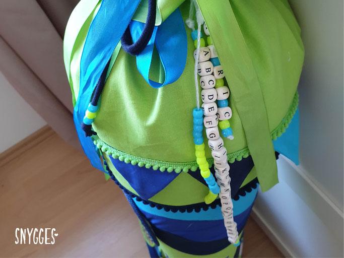 SNYGGES - Schultüte nähen