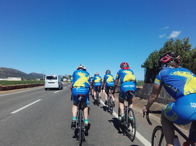 Der Radtreff Biberach startet ab Anfang April in die neue Radtreffsaison 2020 !