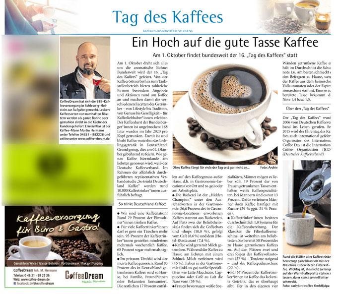 Quelle: Die Wochenschau Schleswig & Angeln vom 26.09.2021