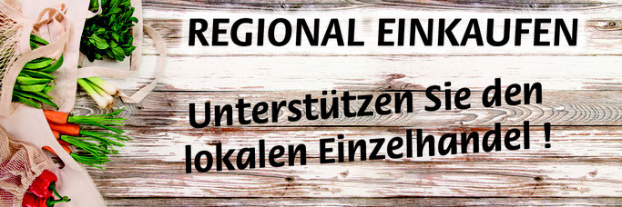 regionale Gschäfte: Bauernladen, Fernseher, Wolldecke, ....