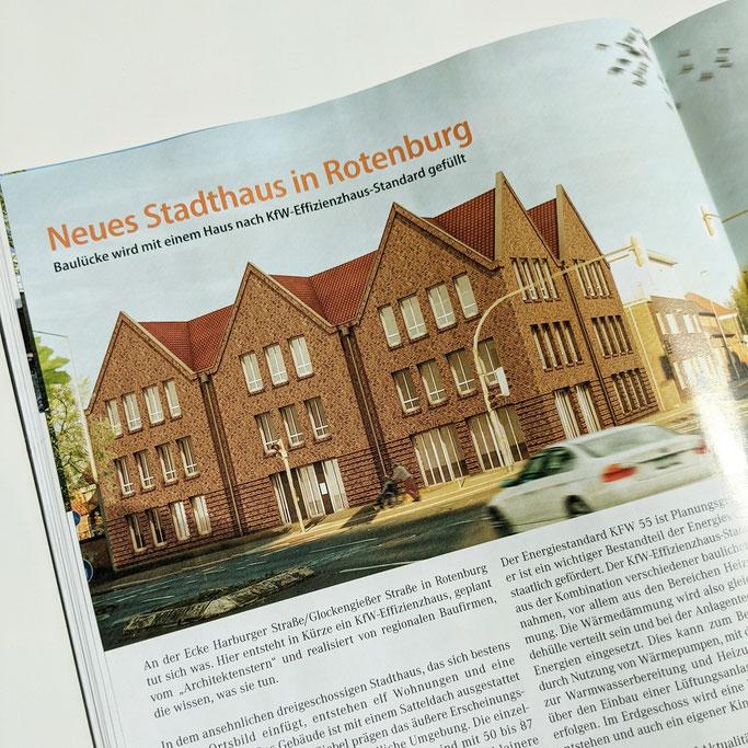 Land und Leben Zeitschrift berichtet aus Rotenburg Wümme ROW