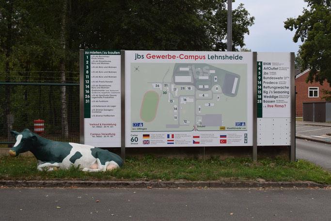 Gewerbe Campus Visselhövede