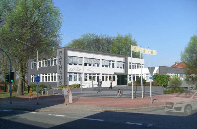 Rathaus Scheessel