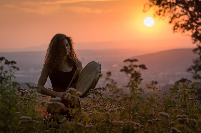 Sonja Spitteler Praxis Ahyoka, Schamanismus, Coaching in der Natur