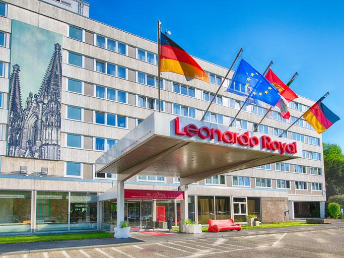 Im Tagungshotel Leonardo Royal im Kölner Westen findet das DAKEP-Symposium 2018 statt.