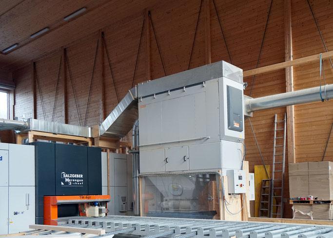 Salzgeber Holzbau S-chanf   Salzgeber Marangun S-chanf   Holzbau   Marangun   Digitale Fabrikation   digital fabrication   Holz   Wook   Technowood   Biesse   Technowood TW-Agil   Biesse Rover B 2267   CNC   Holzzuschnitt