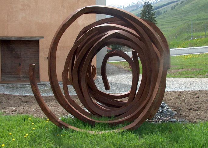 Salzgeber Holzbau S-chanf | Salzgeber Marangun S-chanf | Holzbau | Marangun | Kunst | Kunsttransport