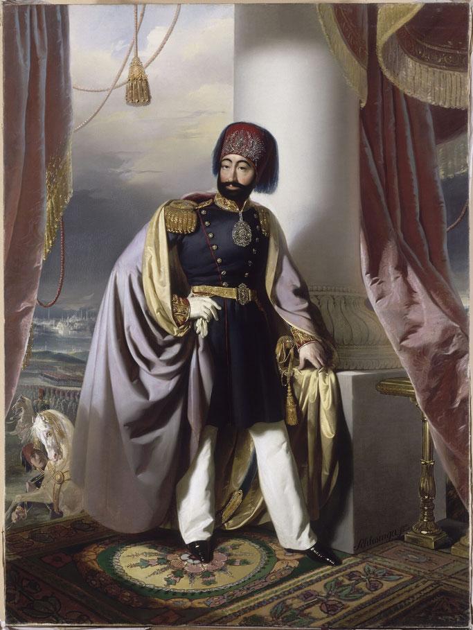 Sulltan Mahmudi II (1784 – 1839)