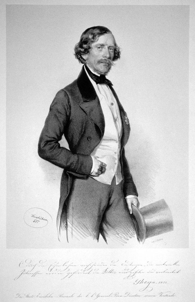 Karl Gega (1802 – 1860)