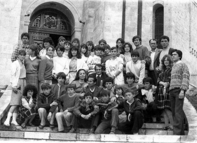 Shkolla e mesme e Krastës në MH Gjergj Kastrioti Krujë - Fotografi e dërguar nga autori