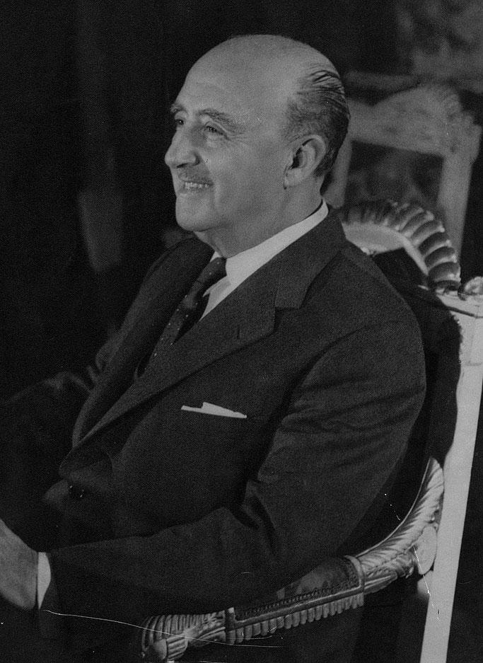 Gjenerali Franko i Spanjës