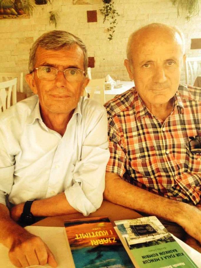 Xhavit Gasa dhe Namik Selmani