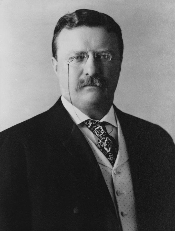 Presidenti Theodore Roosevelt