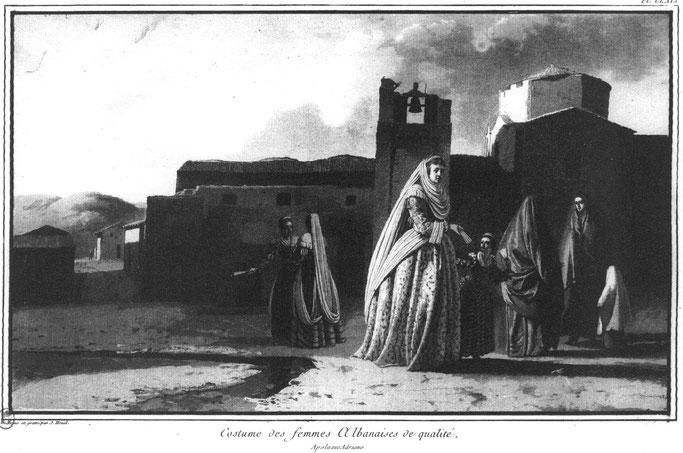 Burimi : Voyage pittoresque des isles de Sicile, de Malte et de Lipari : où l'on traite des antiquités qui s'y trouvent encore, des principaux phénomènes que la nature y offre, du costume des habitans, et de quelques usages. – Gallica / BNF