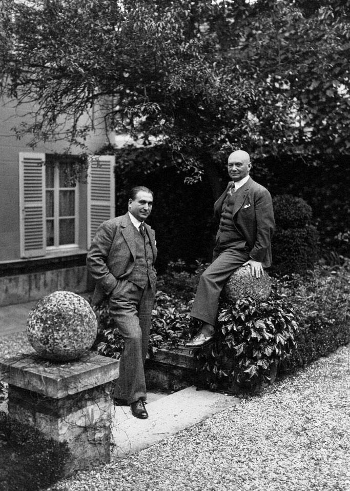 Jean dhe Jérôme Tharaud