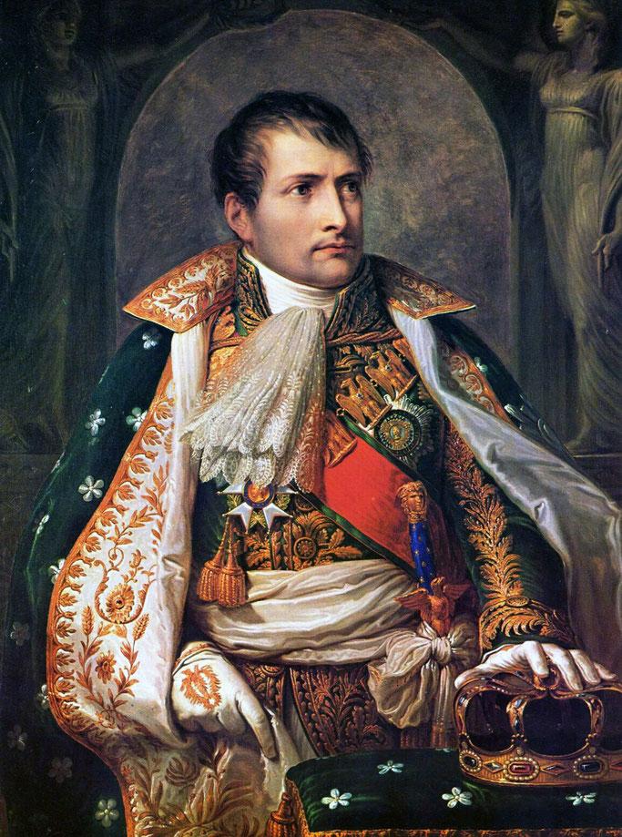 Napoleoni I i Francës nga Andrea Appiani