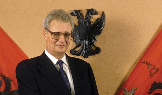 Leka Zogu I – mbret i shqiptarëve