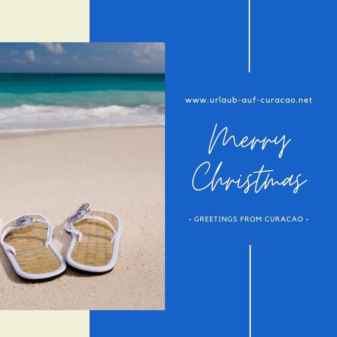 Weihnachtsgrüße-Greetings-Holiday-Urlaub-Curacao-Ferienhaus-Pool