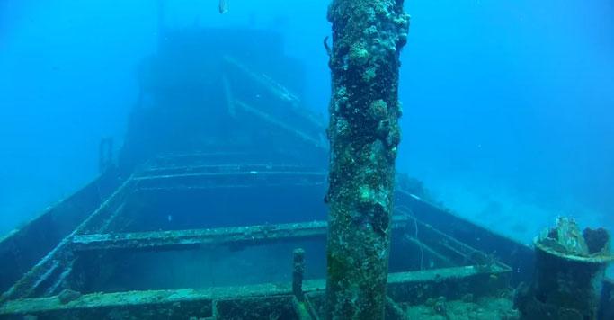 Superior-Producer-wreck-Curaçao-Urlaub