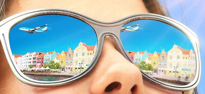 Single- oder Gruppenreise mit Urlaub auf Curacao