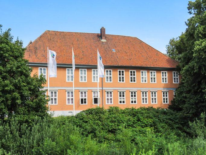 Bisphärum Elbtalaue in Beleckede, Lünerburger Heide